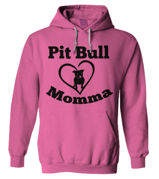 Pit Bull Momma - Dogs Make Me Happy - 6