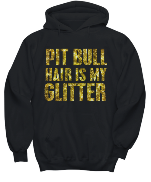 Pit Bull hair is my glitter - tank - Dogs Make Me Happy - 27