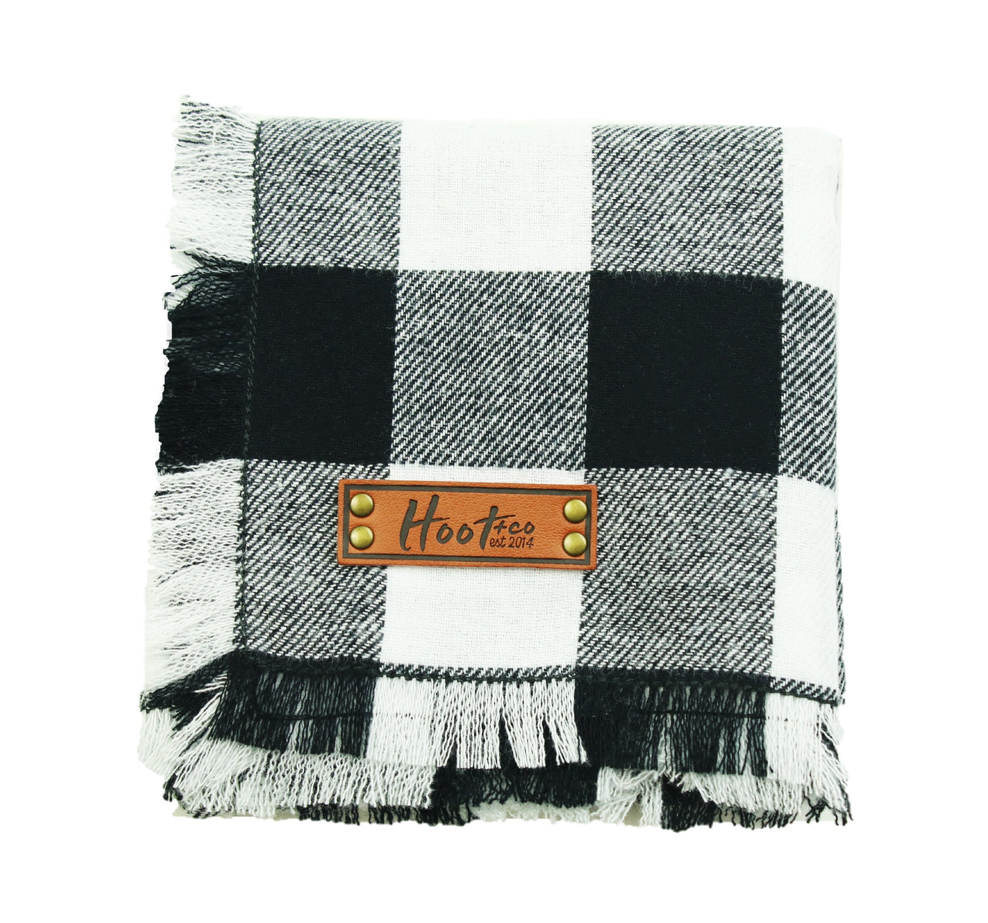 Carter Frayed Bandana