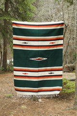Adventure Aztec Blanket - Harvard