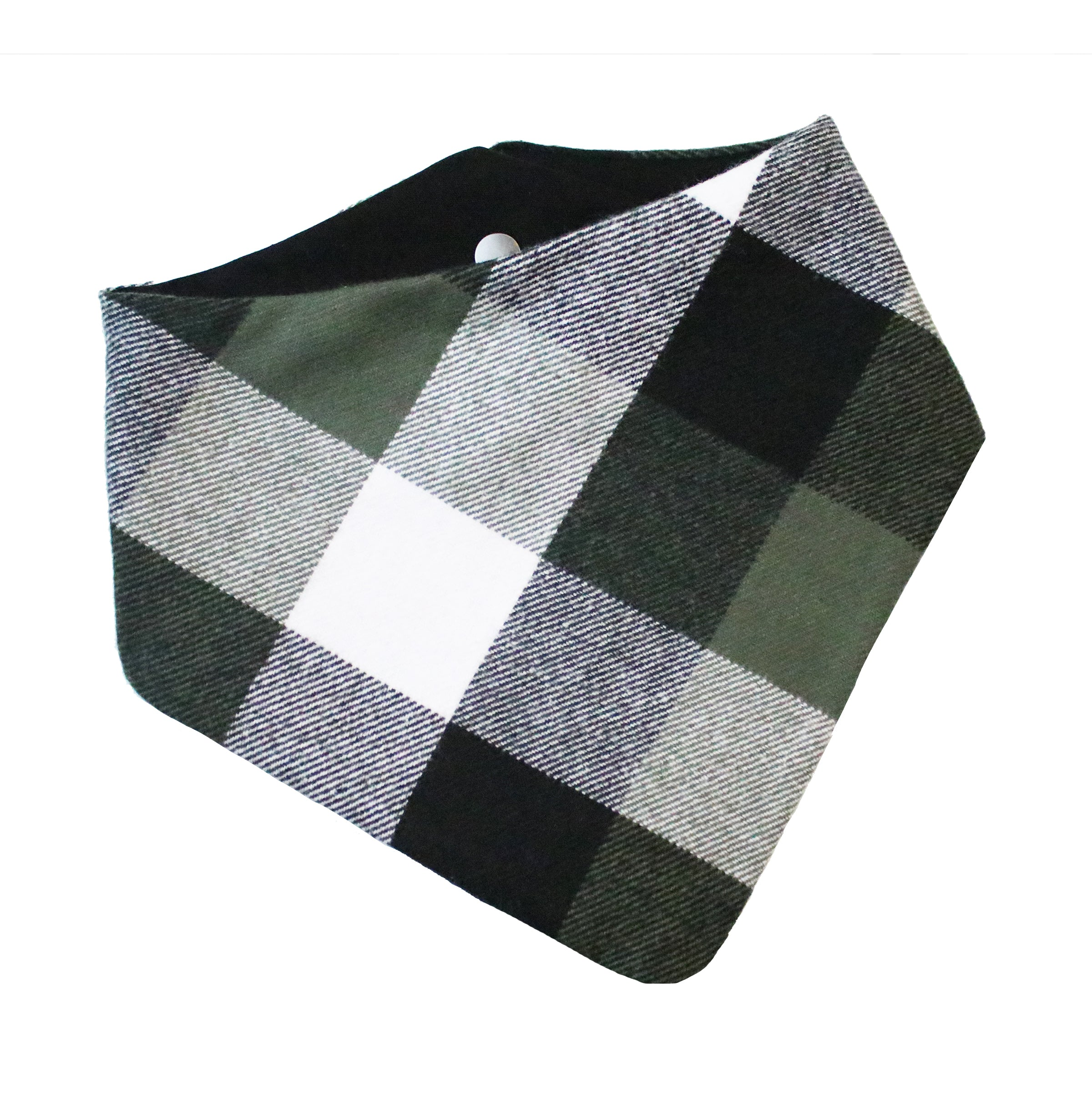 Forest Flannel Bandana