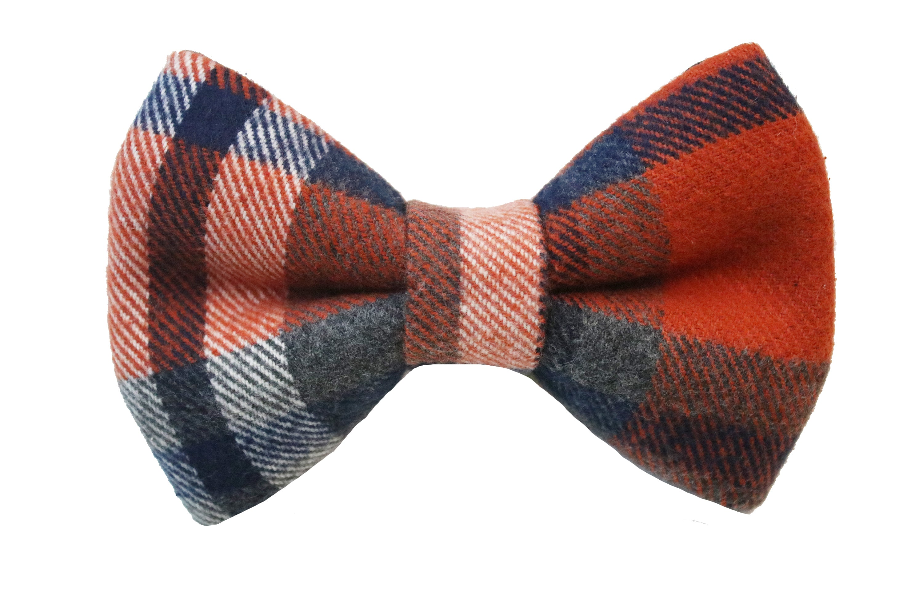 Emerson Flannel Bow Tie