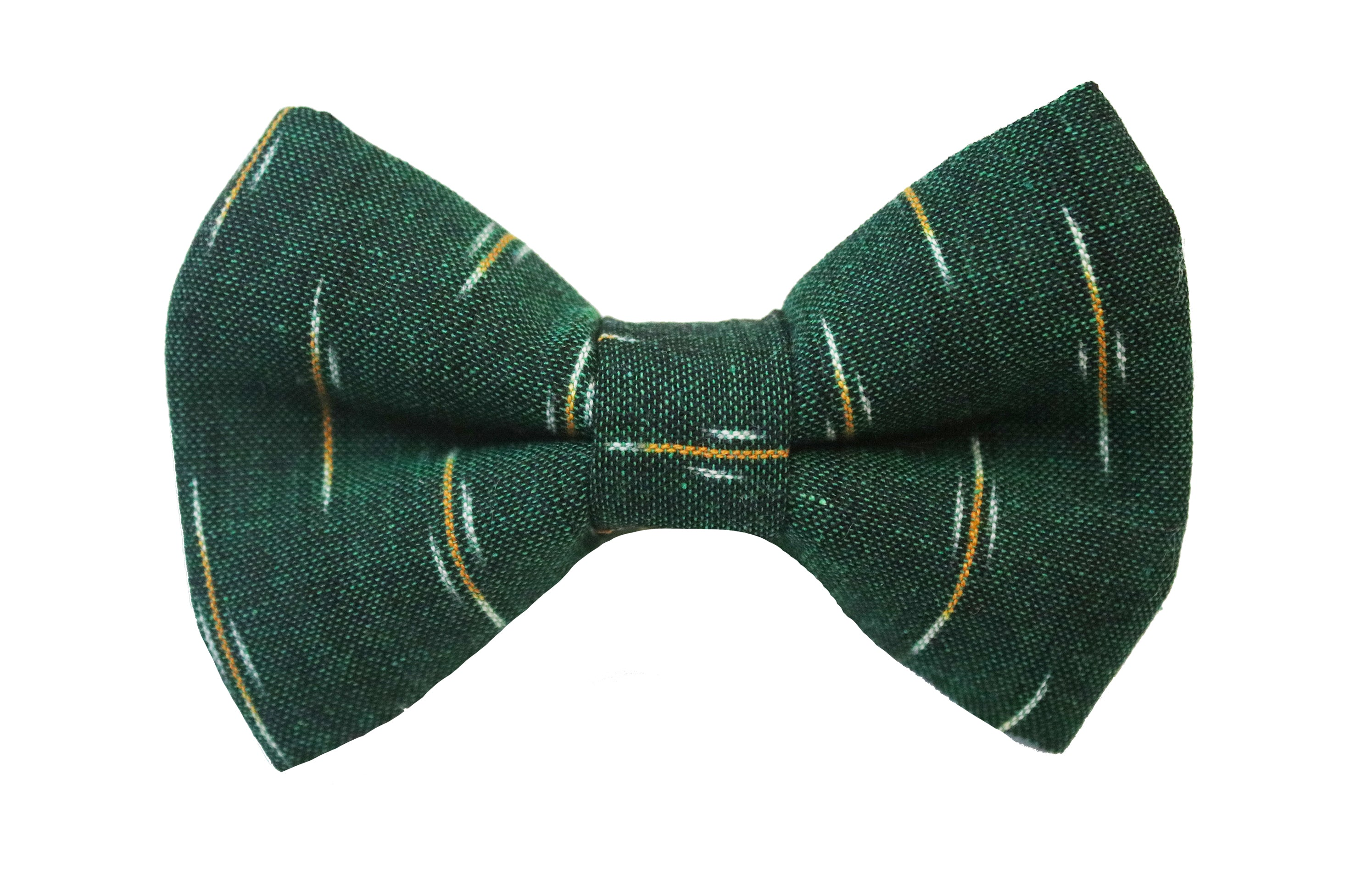 Forest Ikat Bow Tie