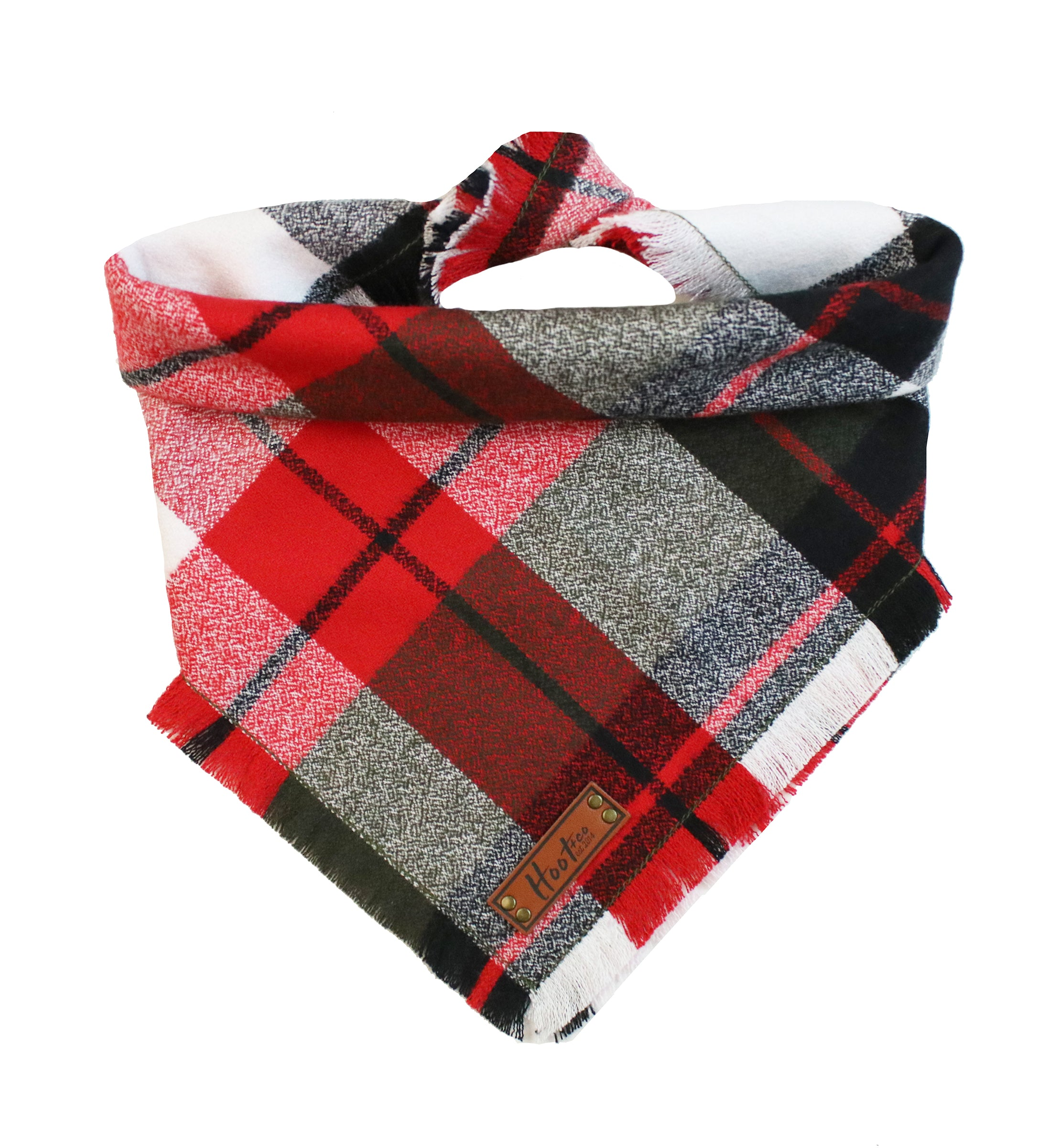 Sequoia Frayed Bandana
