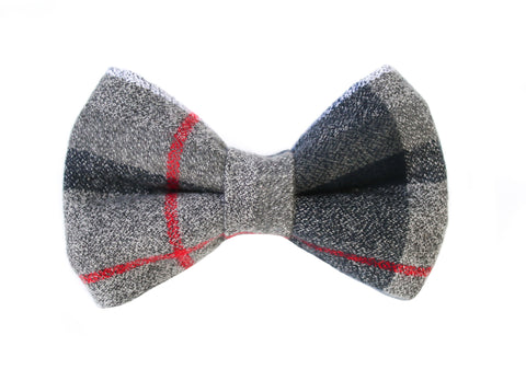 Everett Flannel Bow Tie