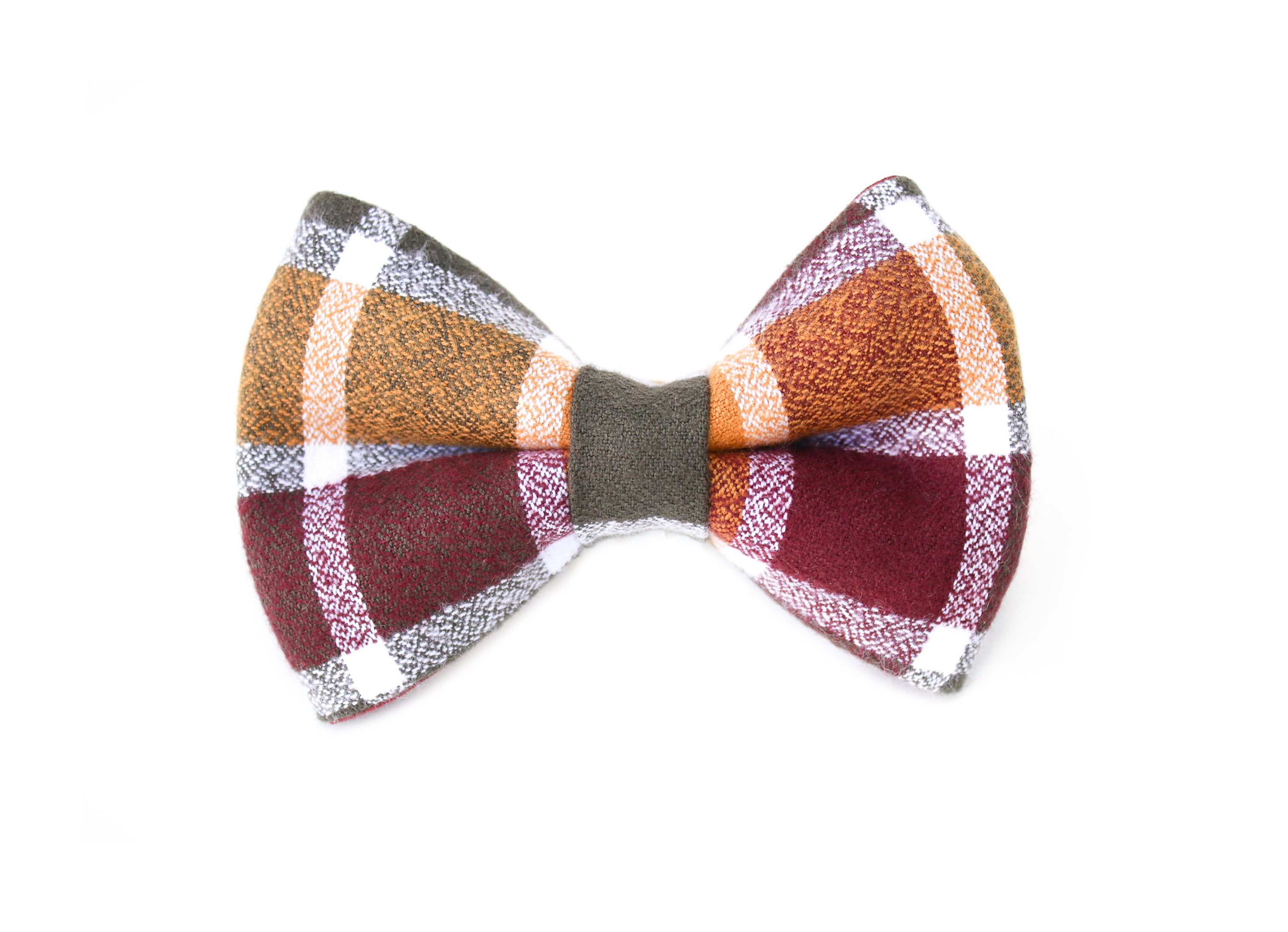 Pinewood Flannel Bow Tie