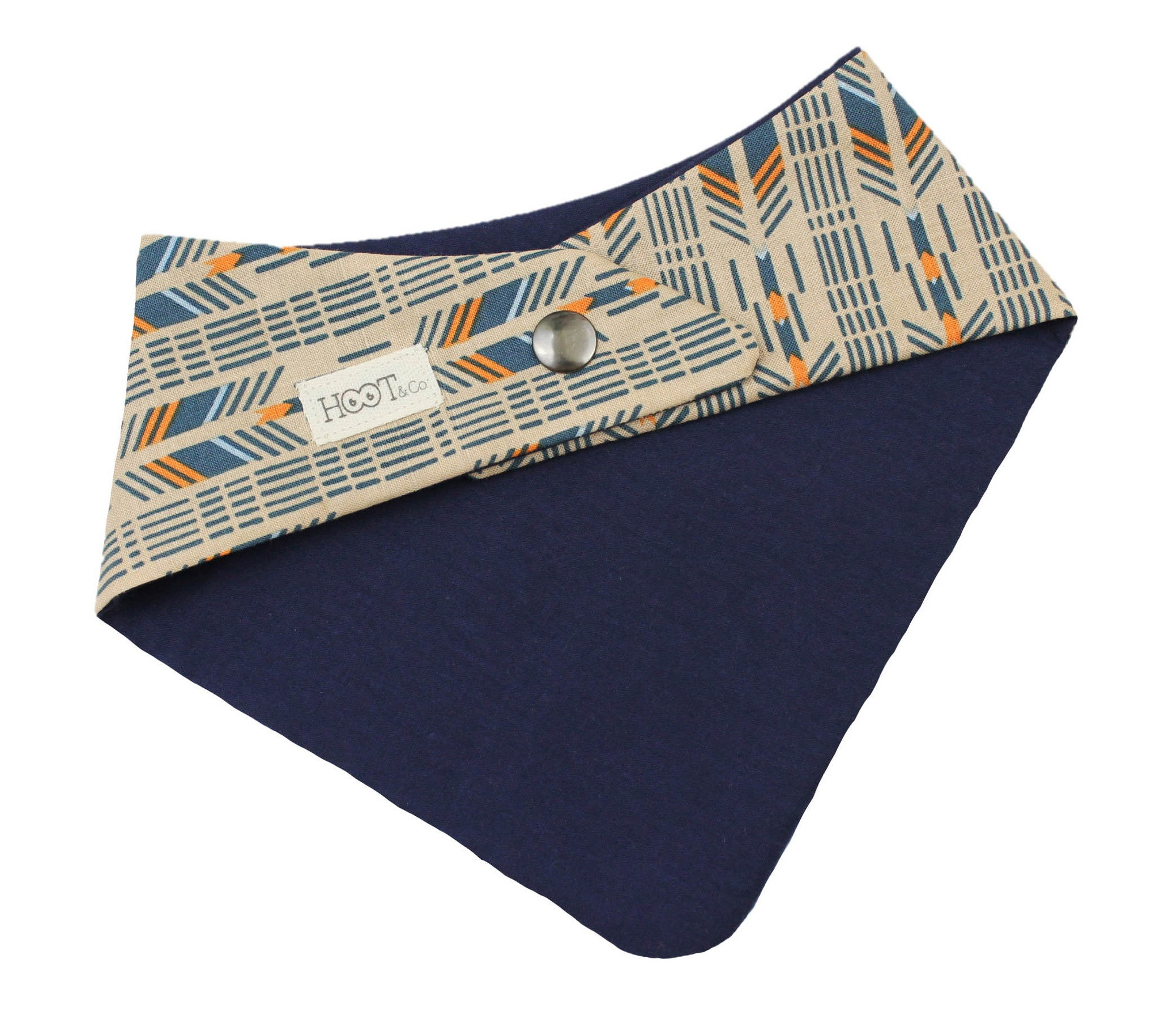 Arrow Slate Bandana