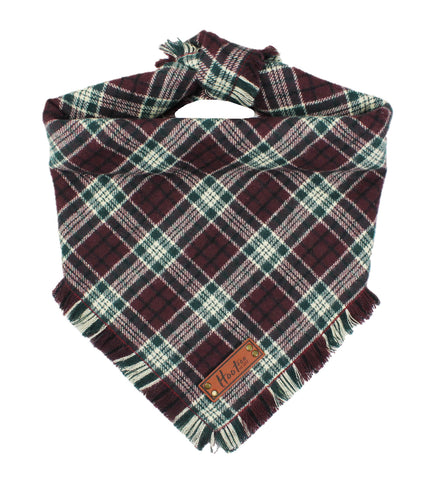 Hunter Frayed Bandana