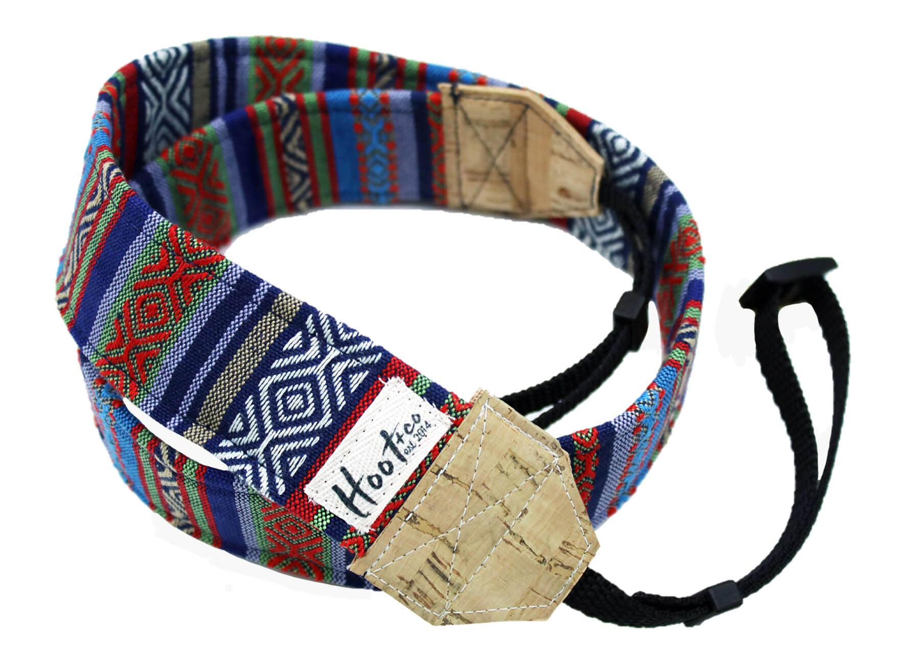 Traditional Aztec Camera Strap