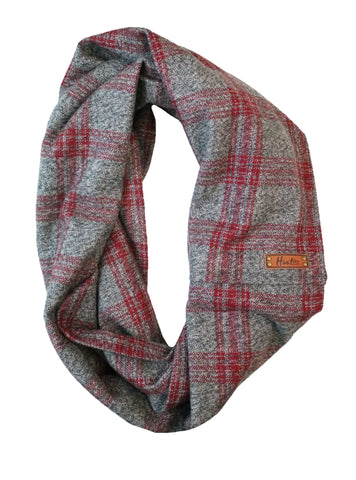 Gunner Flannel Infinity Scarf