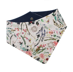 Fable Floral Blush Bandana