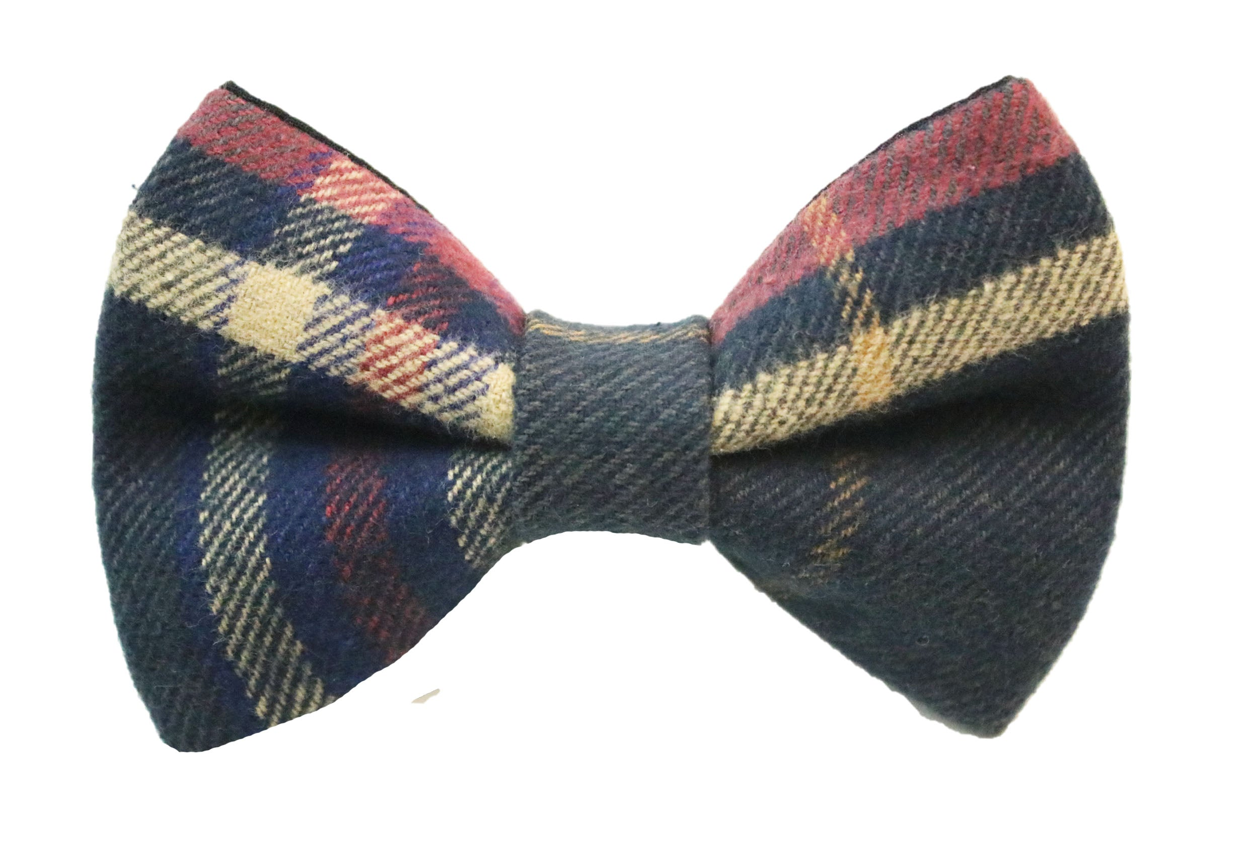 Jace Flannel Bow Tie