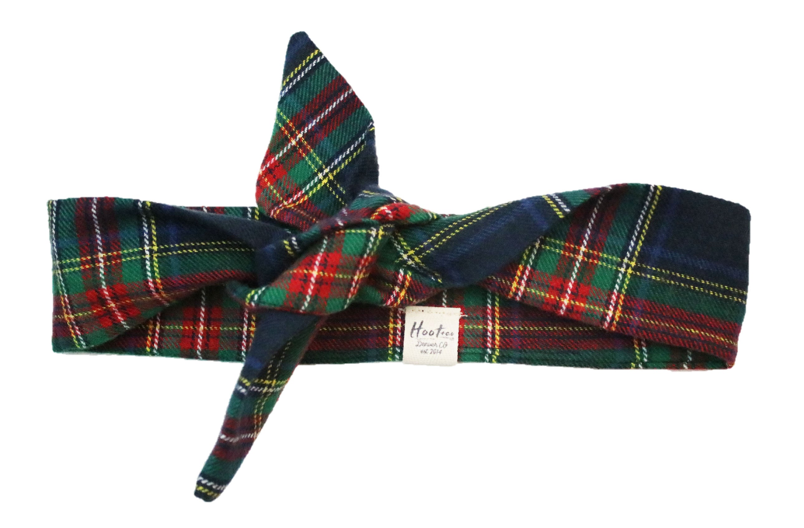 Bryn Flannel Headband