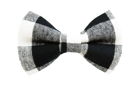 Carter Flannel Bow Tie