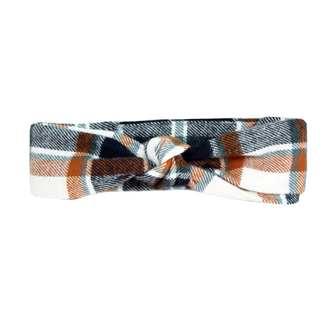 Cedarwood Flannel Headband