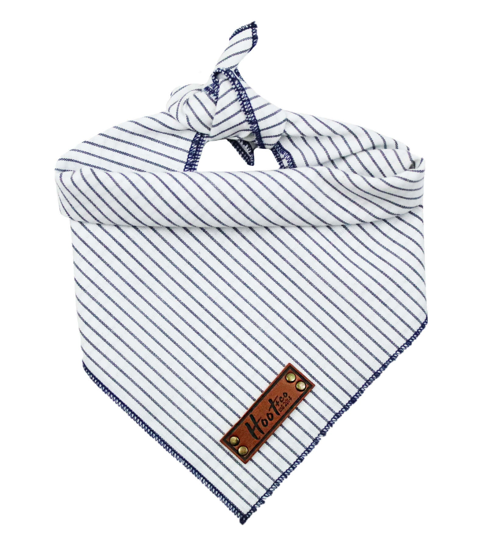 Classic Stripes Rolled Bandana