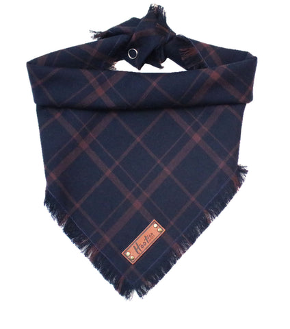 Dallas Plaid Bandana