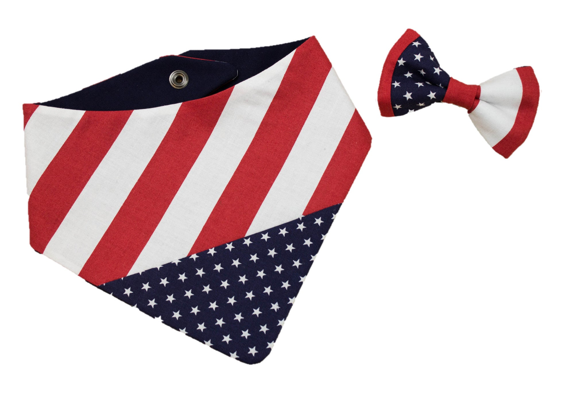 The Spangled Bow Tie