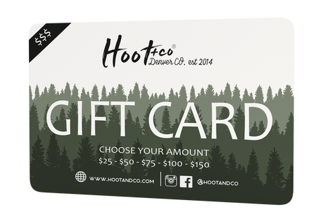 Hoot + Co Gift Card