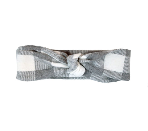 Willow Flannel Headband