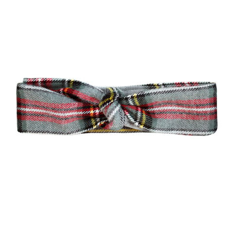 Storm Flannel Headband