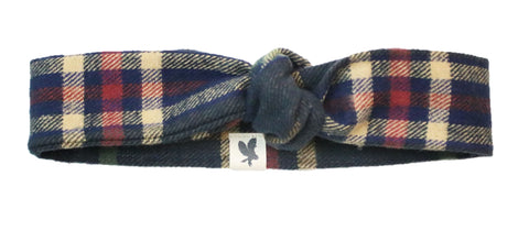 Jace Flannel Headband