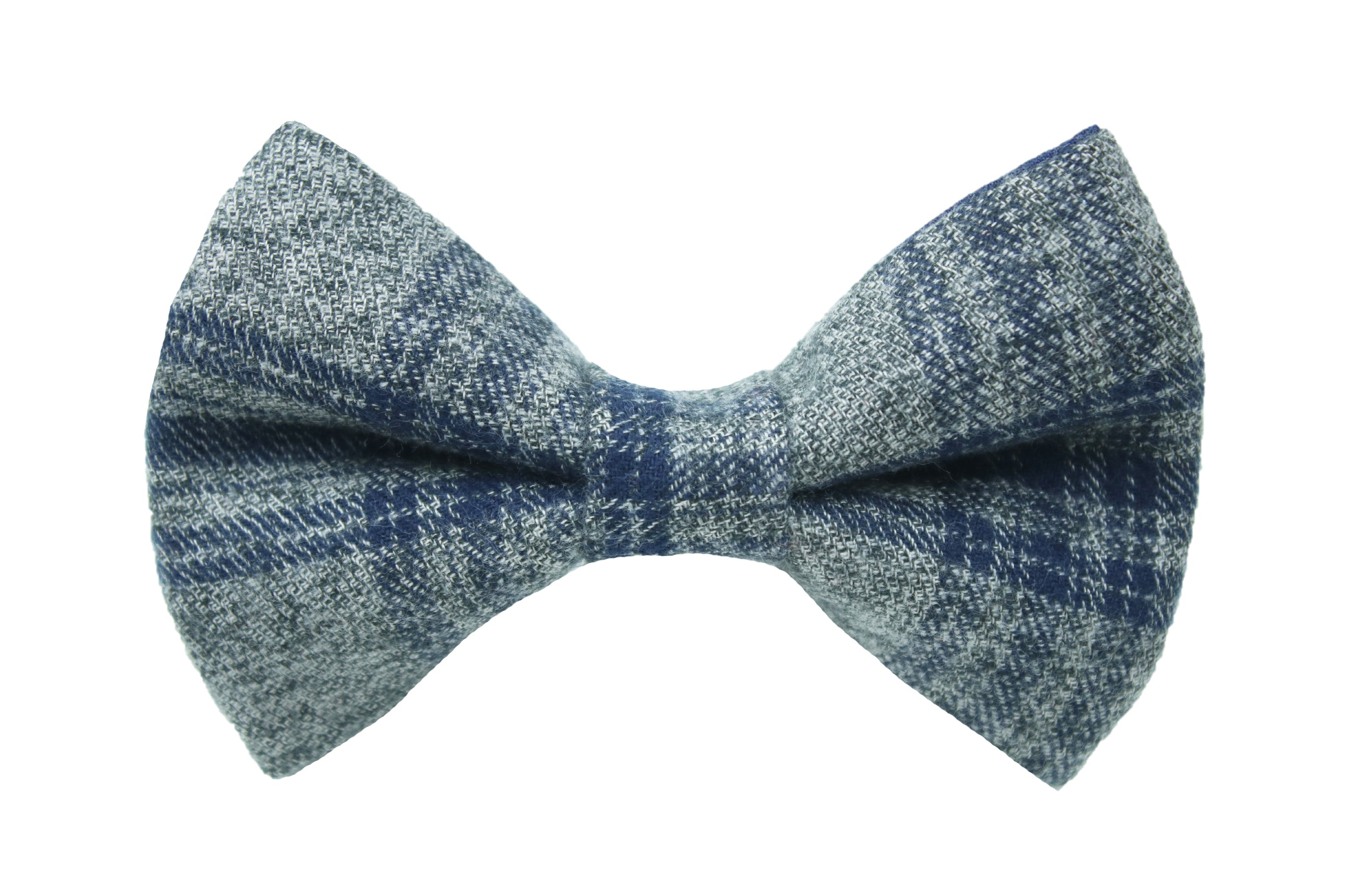 Hudson Flannel Bow Tie