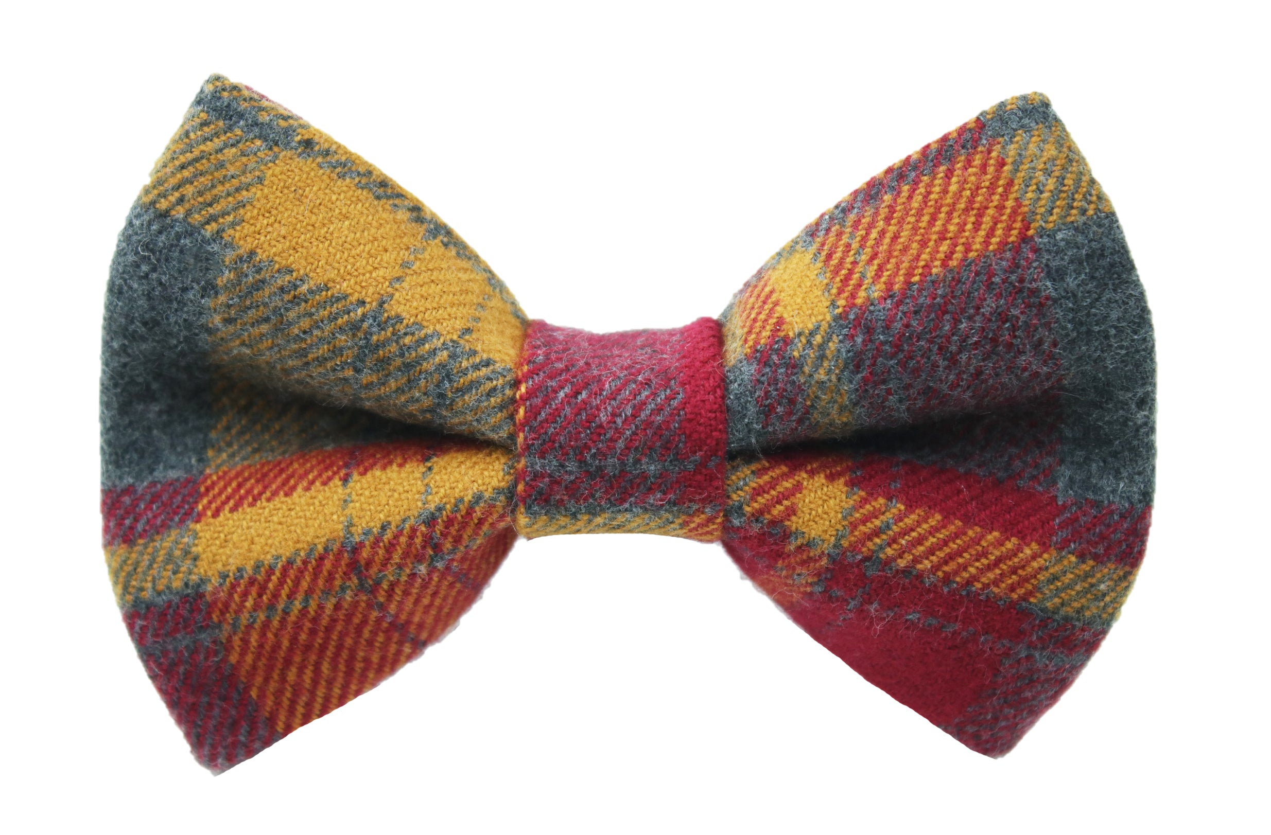 Hunter Flannel Bow Tie