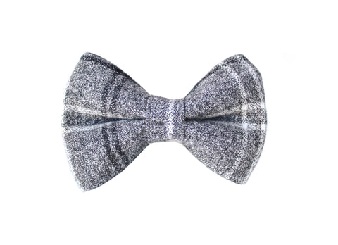 James Flannel Bow Tie