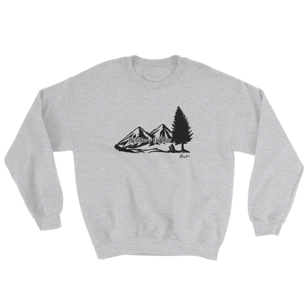 Adventure is Out There Hoodless Sweatshirt