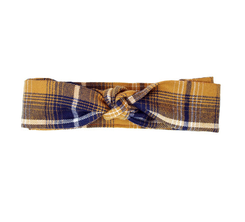 Saylor Flannel Headband