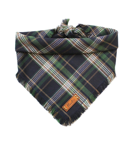 Bentley Plaid Bandana