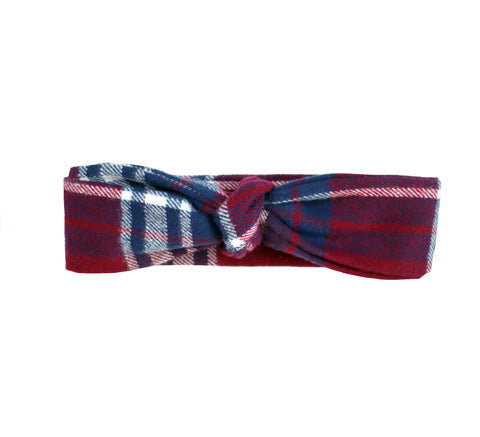 Ripley Flannel Headband