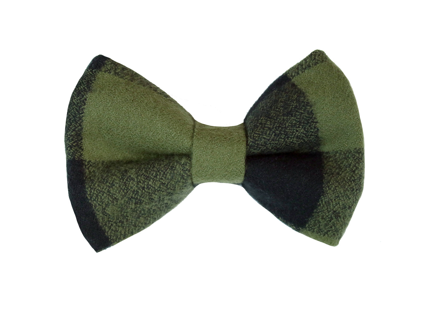 Marley Flannel Bow Tie