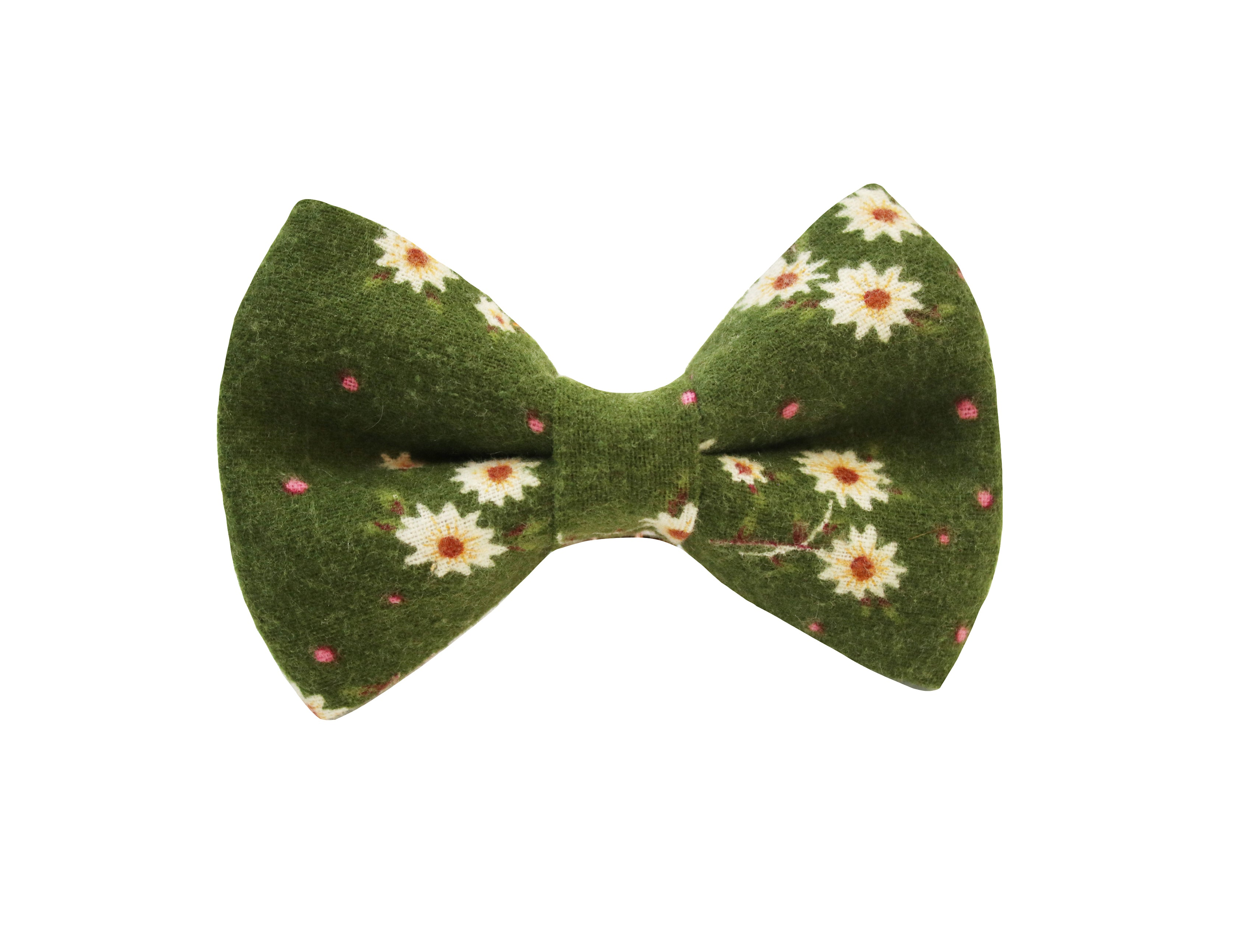 Olea Floral Bow Tie