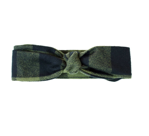 Marley Flannel Headband