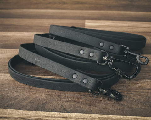 Onyx Jett Leash