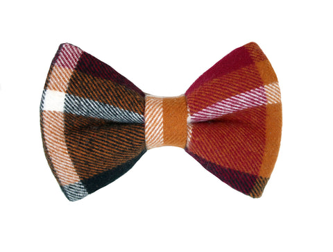 Blakeley Flannel Bow Tie