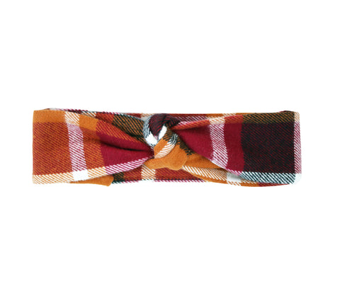 Blakeley Flannel Headband