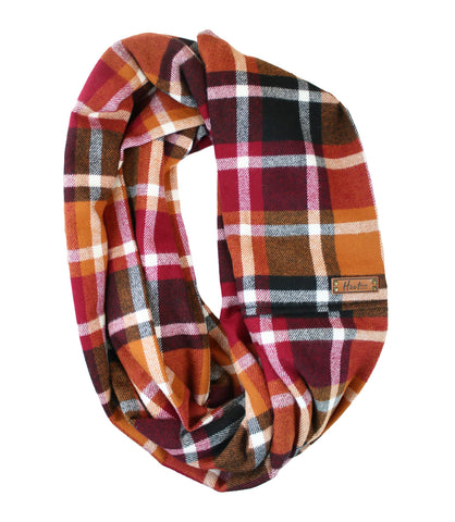 Blakeley Flannel Infinity Scarf