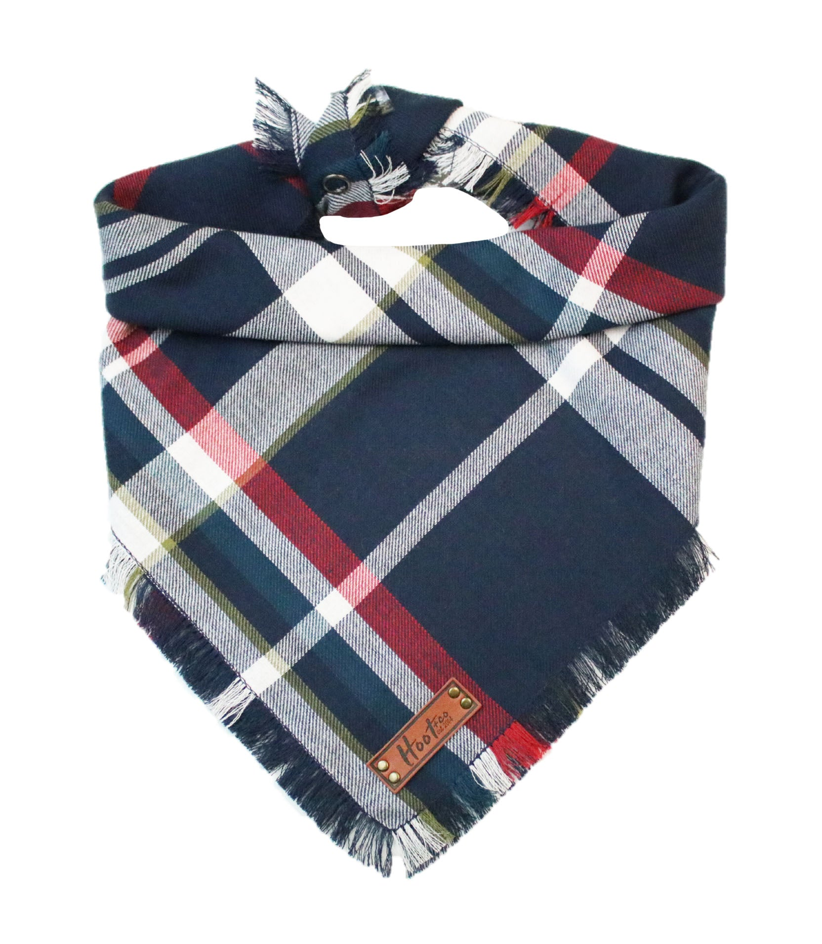 Levi Plaid Bandana