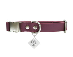Plum Quick Release Collar