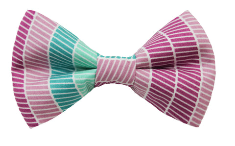 Cotton Candy Craze Bow Tie
