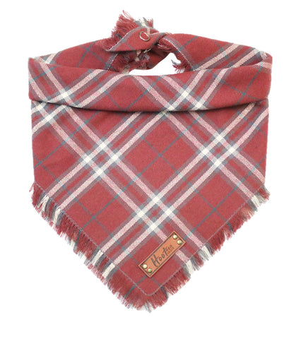 Hendrix Plaid Bandana