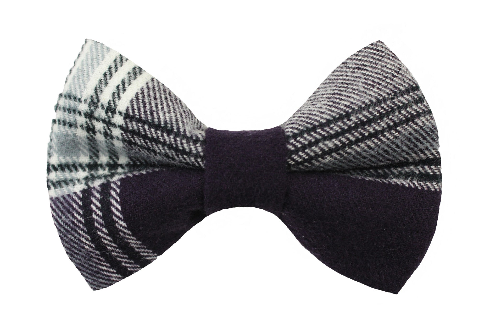 Remi Flannel Bow Tie
