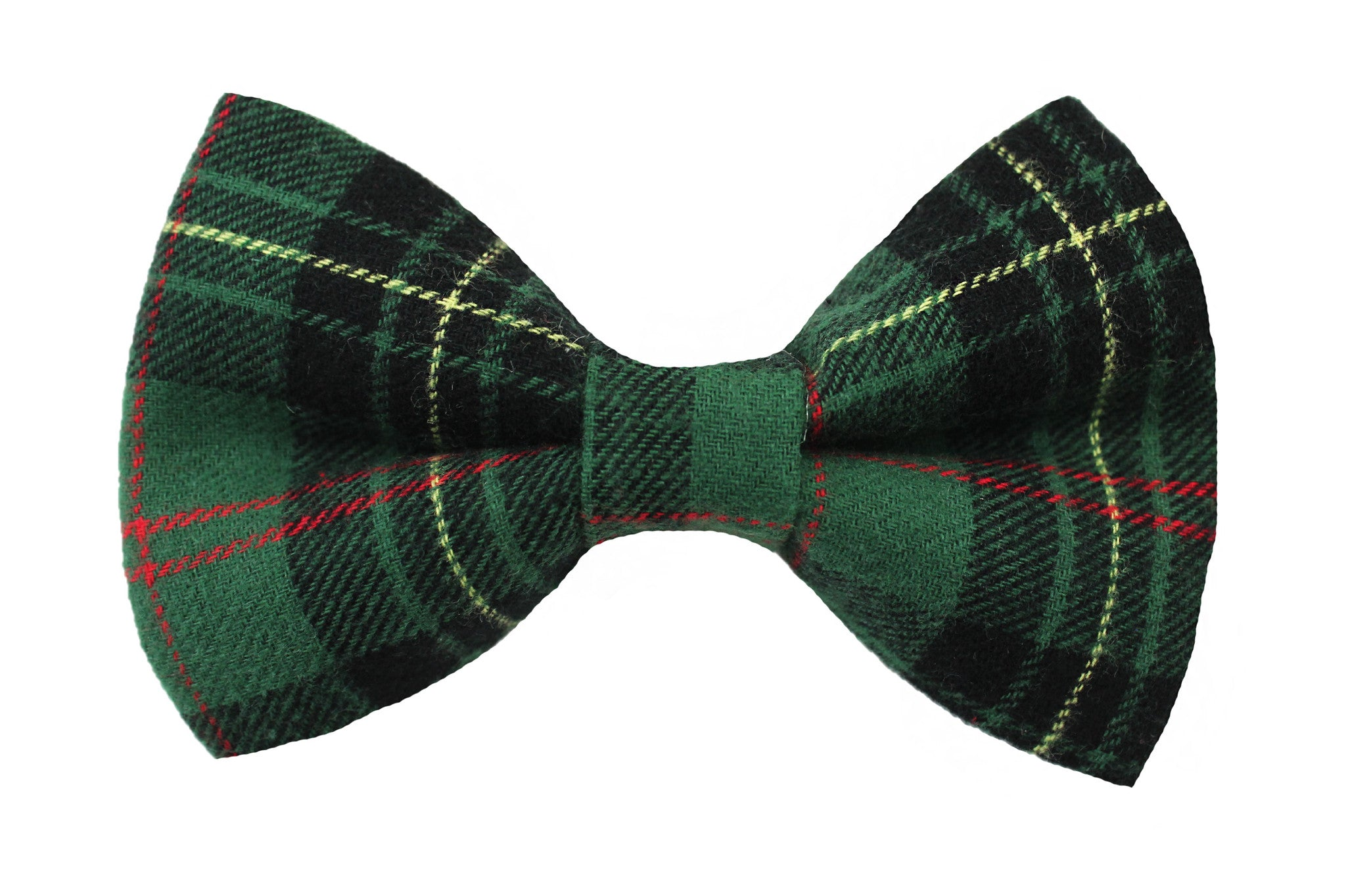 Stanley Flannel Bow Tie