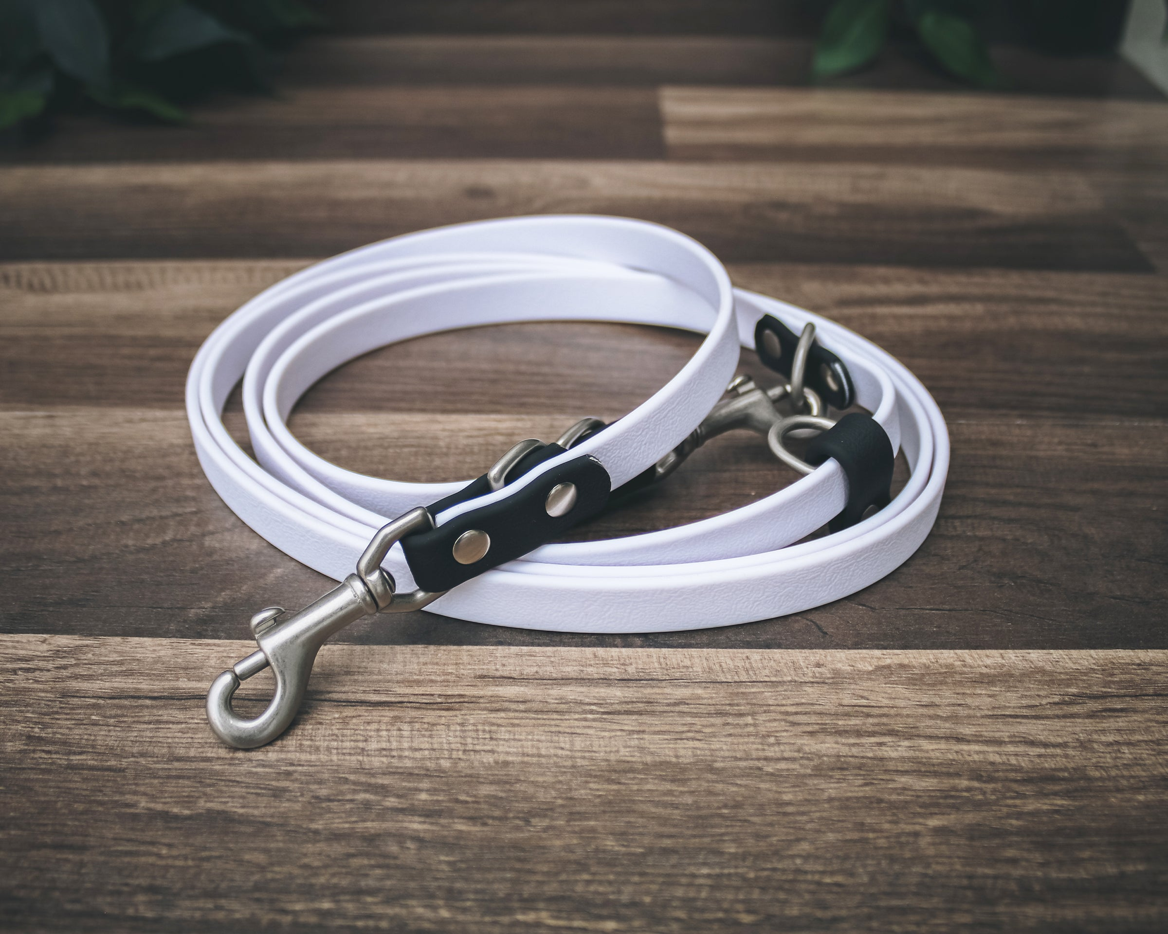 The Summit Leash / All-in-one + Hands Free - Two Tone
