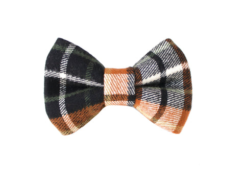 Taylor Flannel Bow Tie