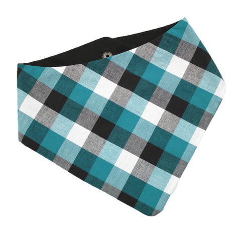 Pacific Plaid Bandana