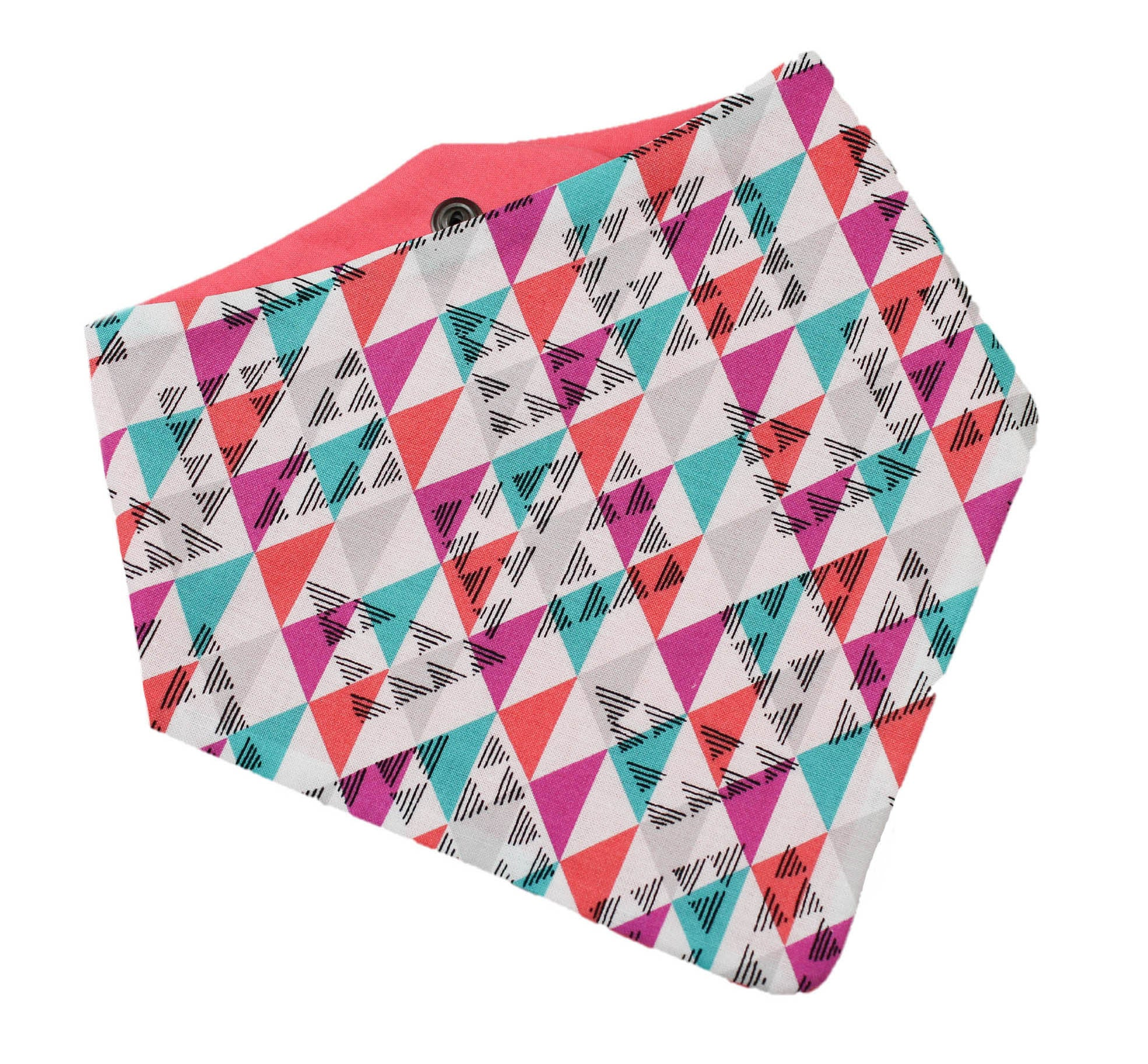 Tipsy Triangles Bandana